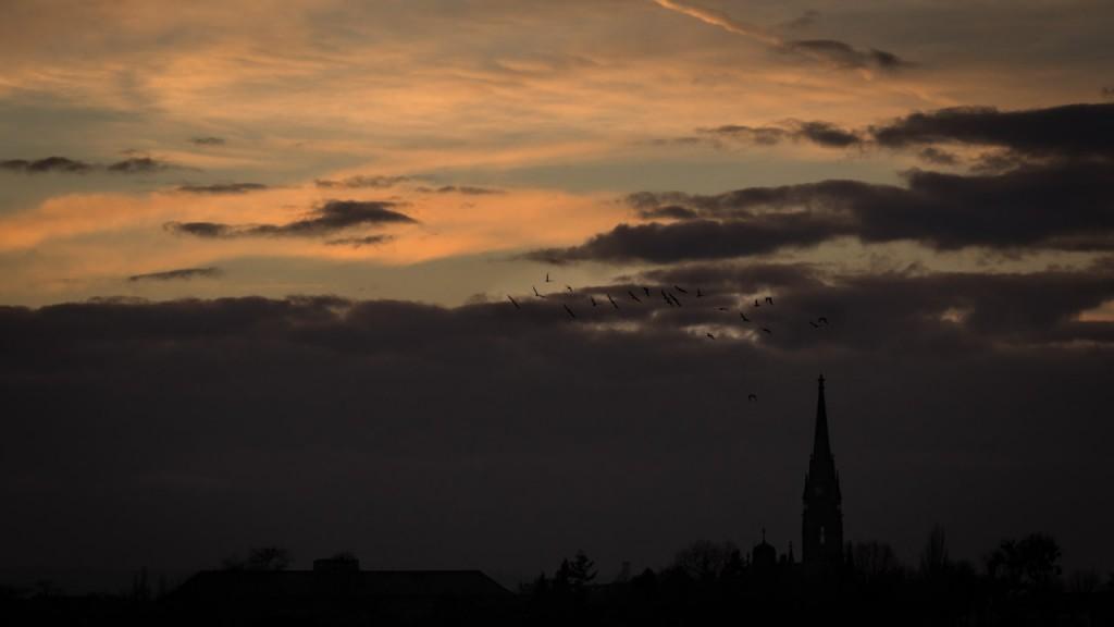 Dresden, Winterabend, 1/640 s, 100 mm, f/3.8, ISO 200